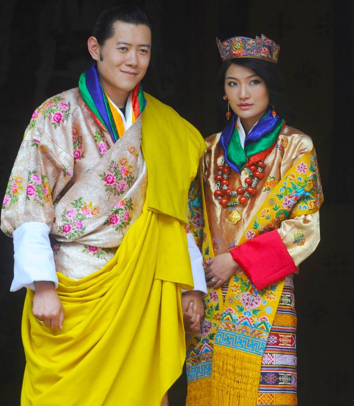 جيتسون بيما عقيلة ملك بوتان