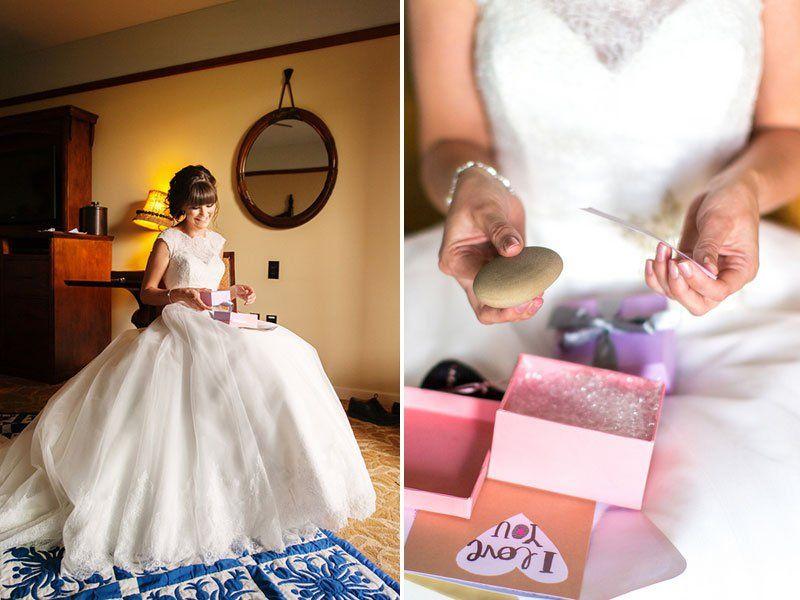 مهام العروس