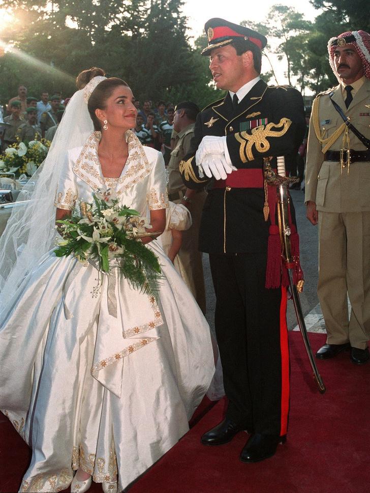 الأميرة رانيا