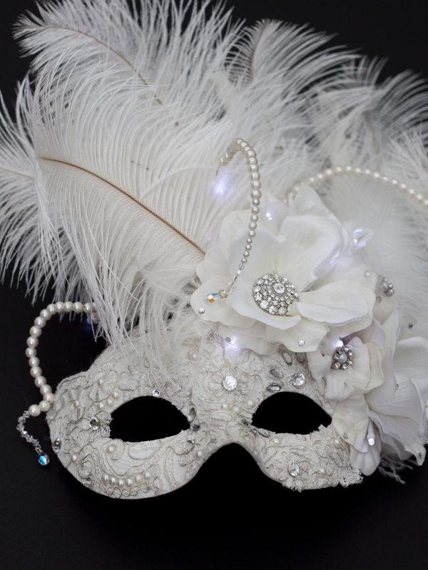 قناع عروس كلاسيكي