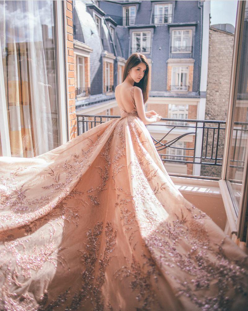 284922c26 فساتين زفاف زهير مراد تصاميم أنيقة لإطلالة أكثر سحرا في يوم زفافك ...
