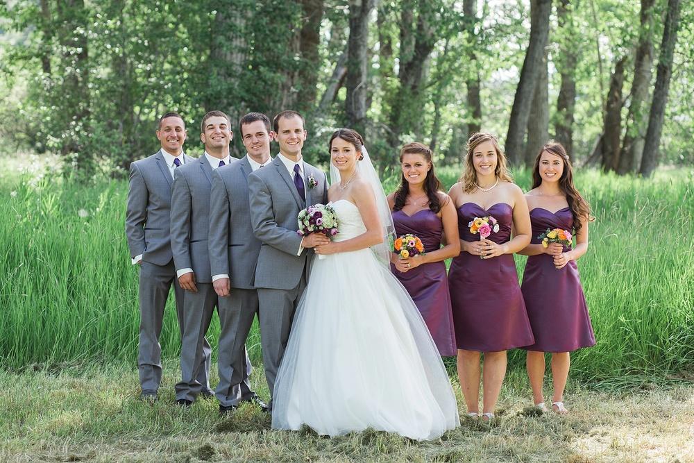 صورة زفاف رسمية