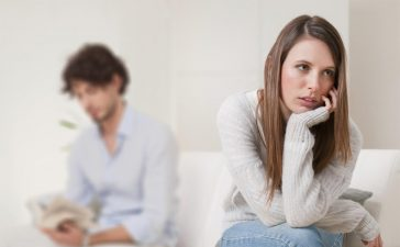 المشاكل العاطفية بين الأزواج