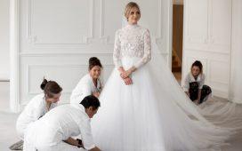 صور فساتين زفاف