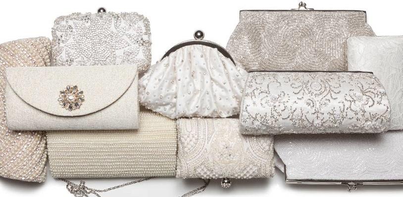 حقيبة يد العروس