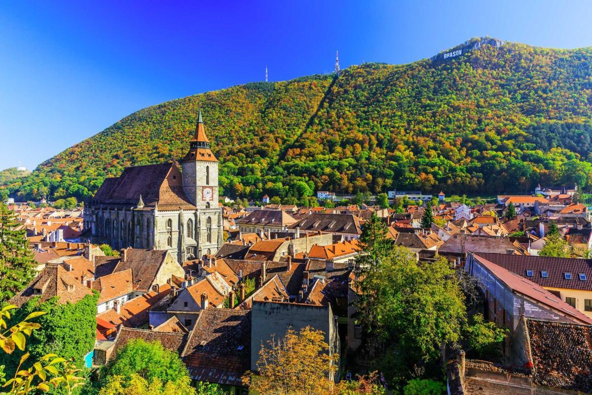 شهر عسل اوروبا رومانيا