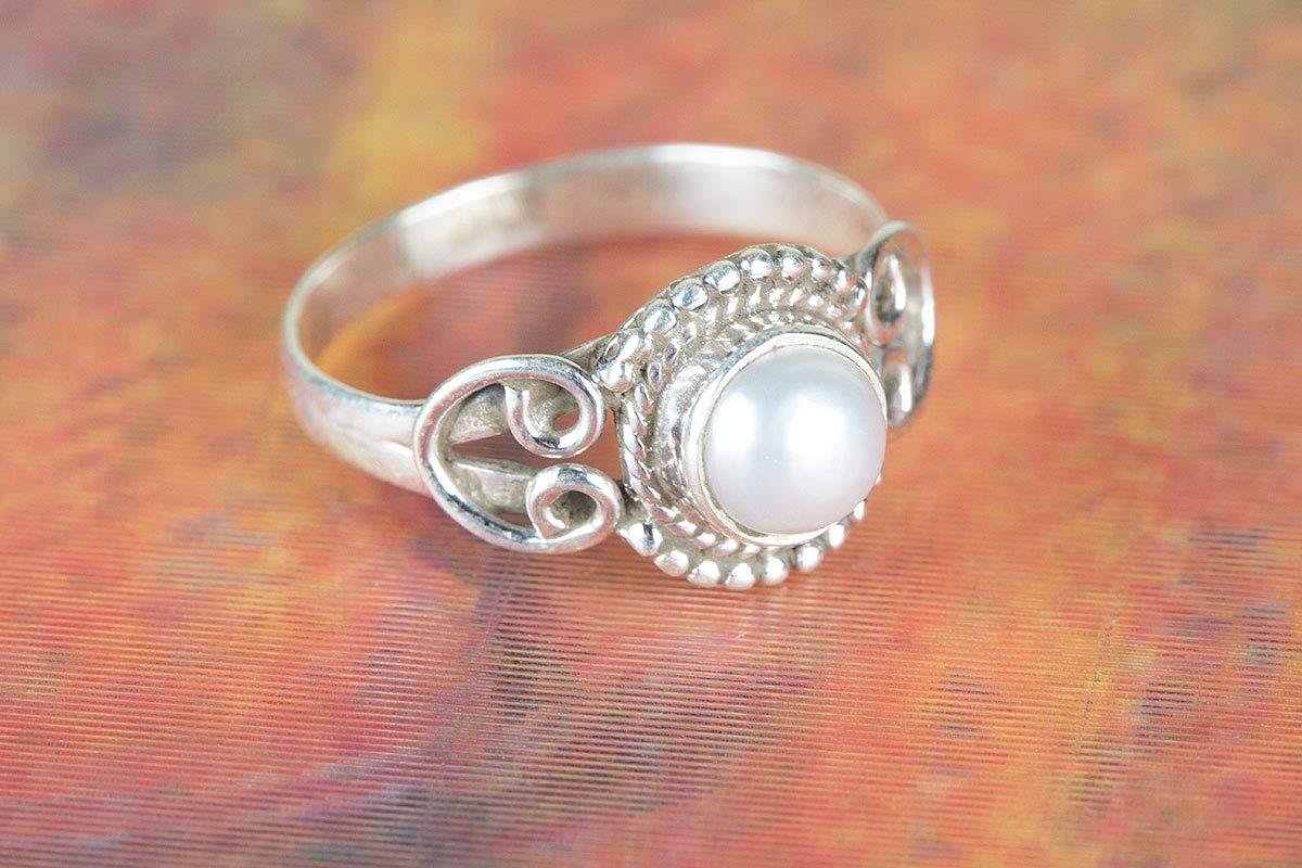 خاتم لؤلؤ تقليدي