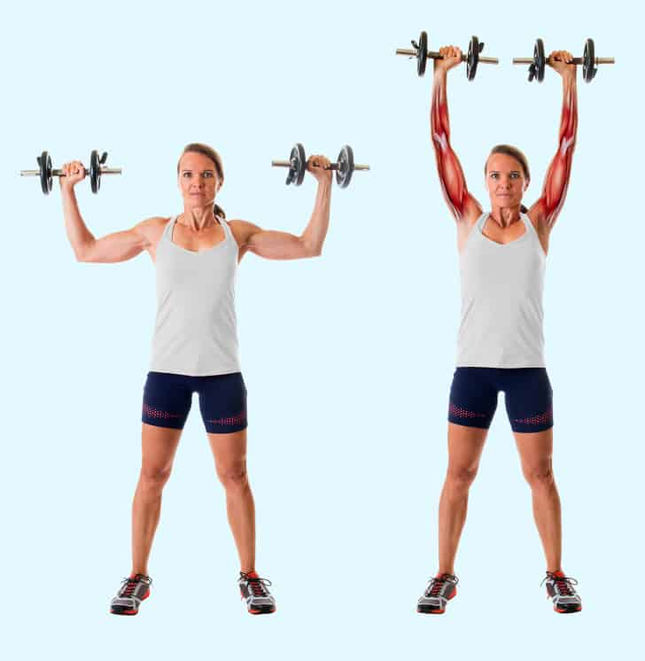 تمارين تقوية عضلات اليدين