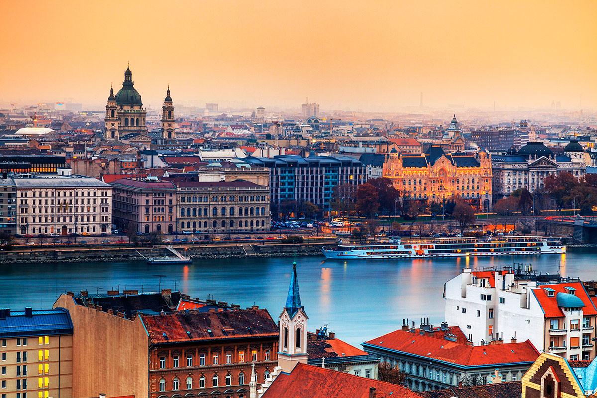 شهر عسل في هنغاريا