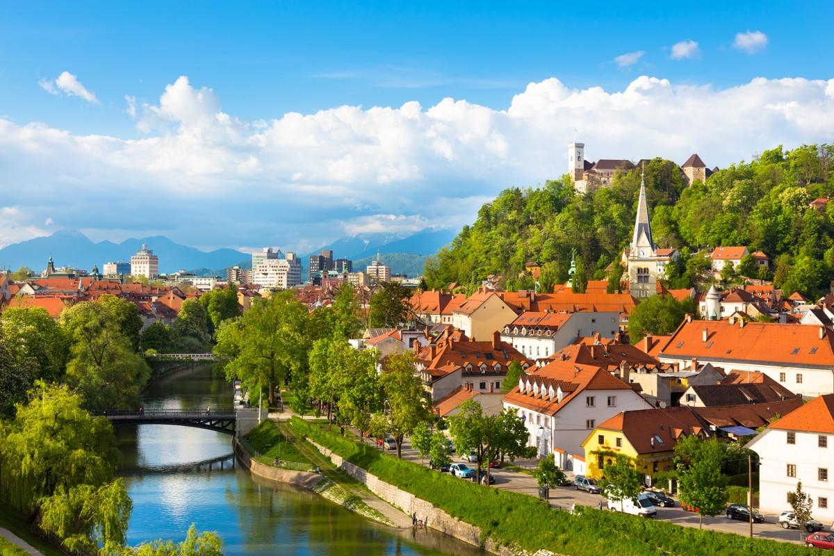 شهر عسل في سلوفينيا