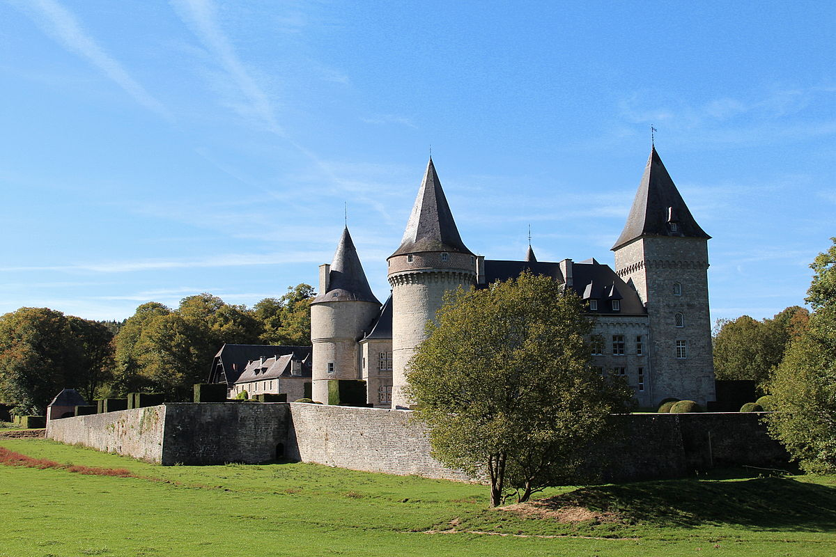شهر عسل في بلجيكا