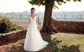 فستان عروس فخم