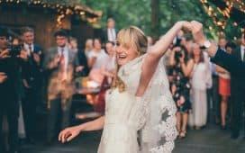 فساتين زفاف فخمه من حكايات الخيال