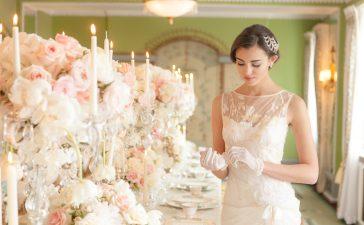 فساتين زفاف تحبس الأنفاس