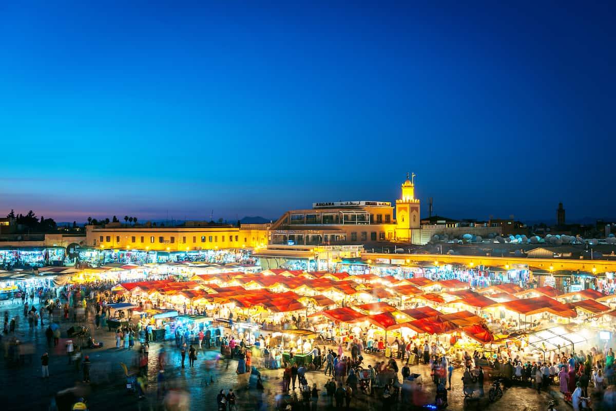 دول لشهر العسل رخيصه : المغرب