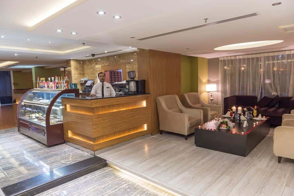 قاعات فنادق صغيرة بالرياض :فندق اوبير الرياض