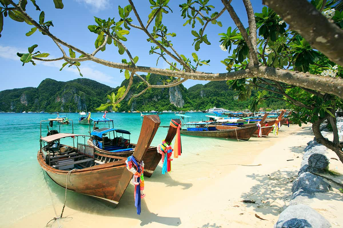 عروض شهر العسل 2019 تايلند