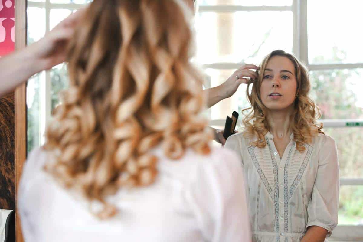 تسريحة الشعر قبل كل شيء