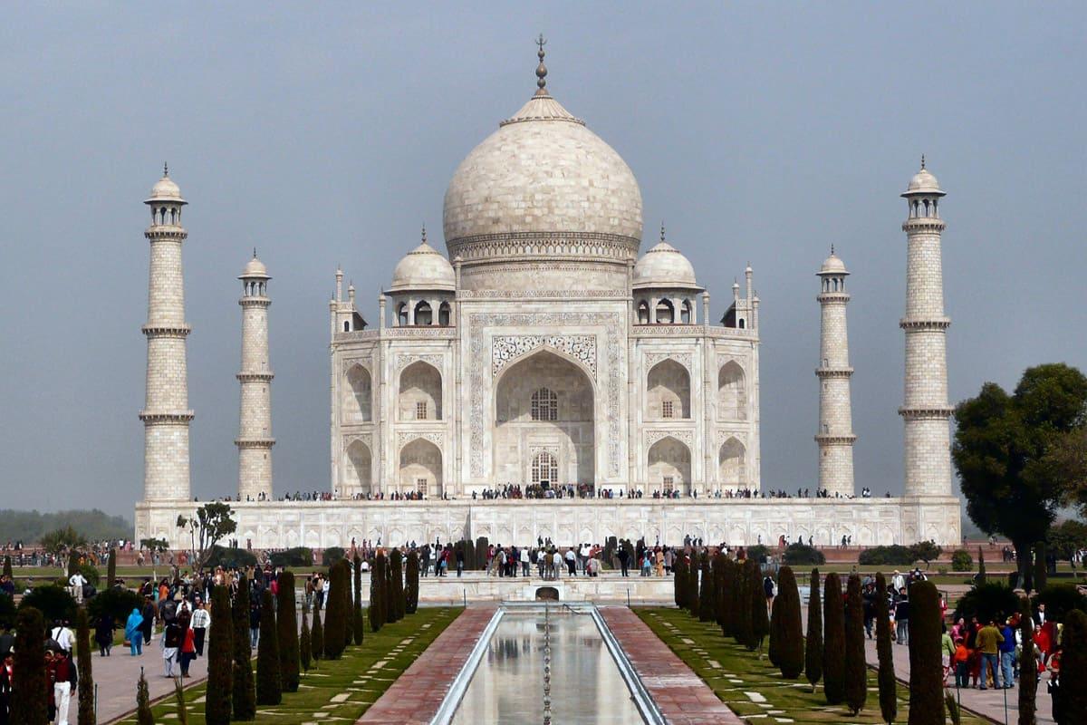 افضل شهر عسل للعرسان : الهند