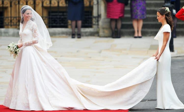 أغلى فساتين زفاف