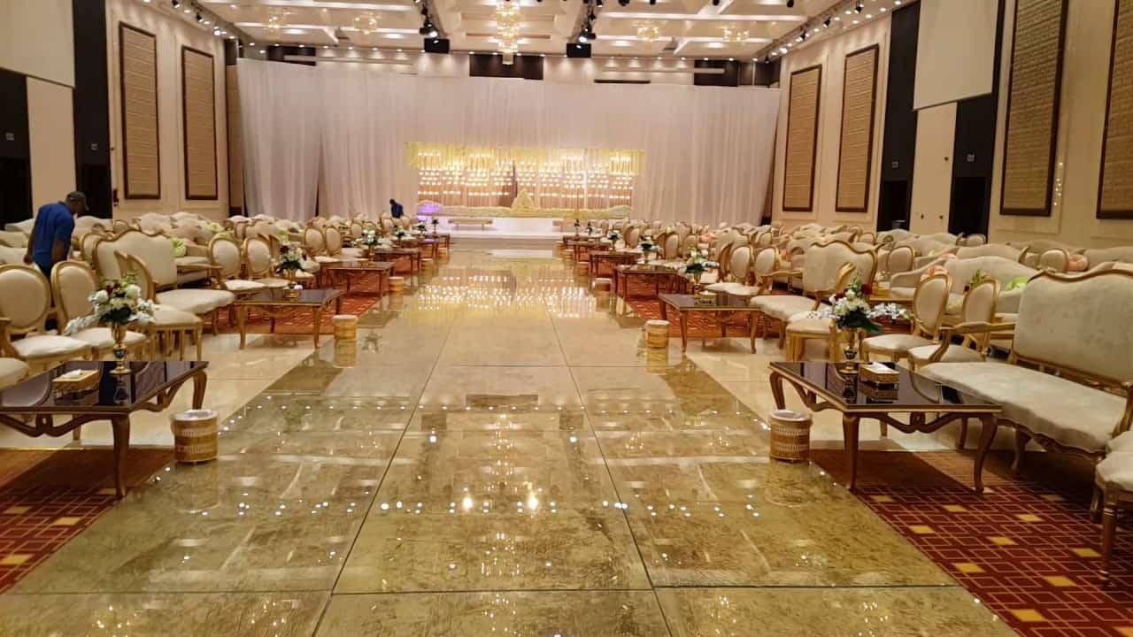 قاعات الرياض الفخمه : قاعة الفريدة