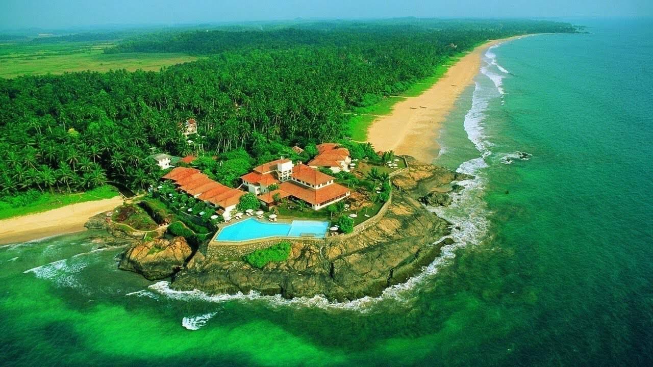 رحلات شهر العسل :سريلانكا