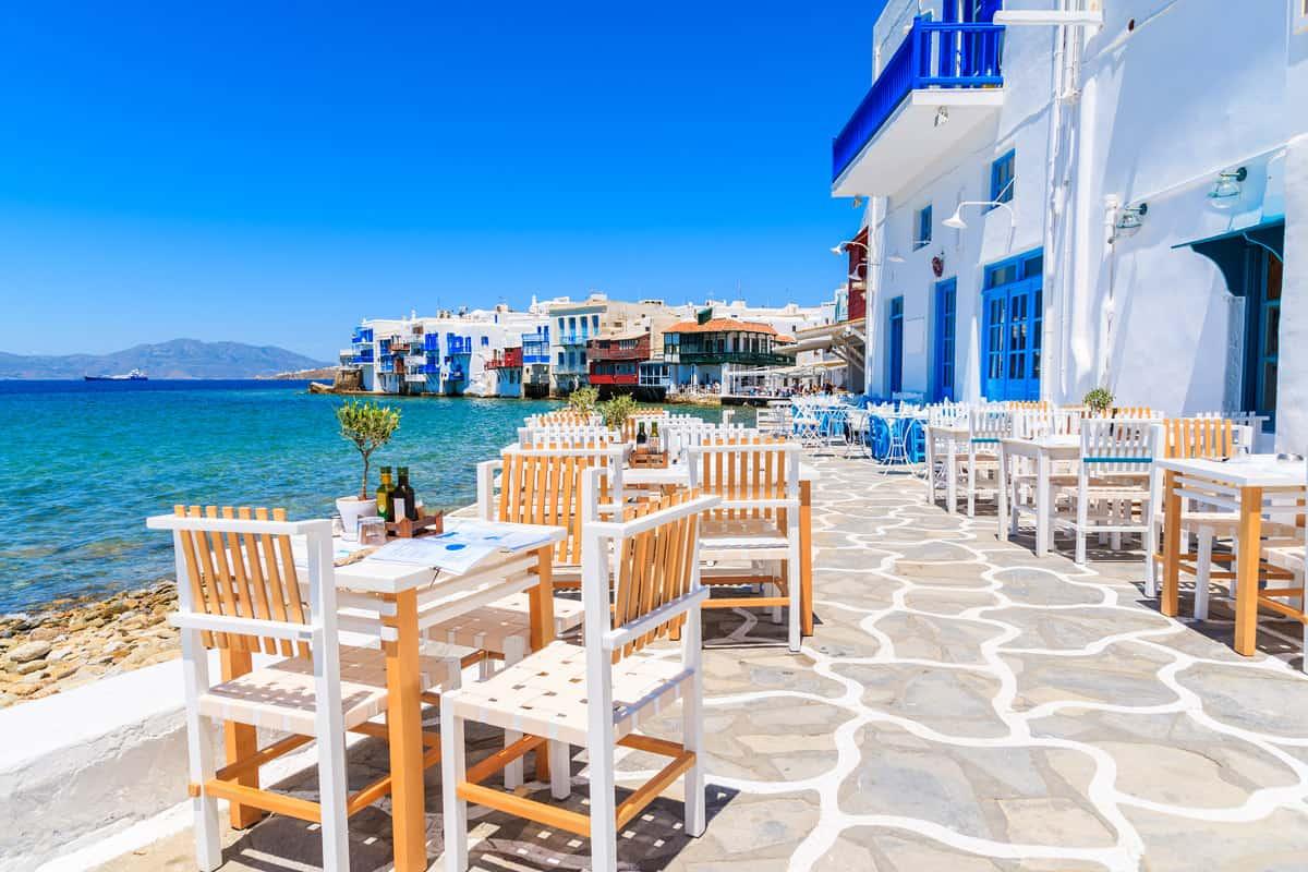 افضل اماكن شهر العسل 2019 :اليونان