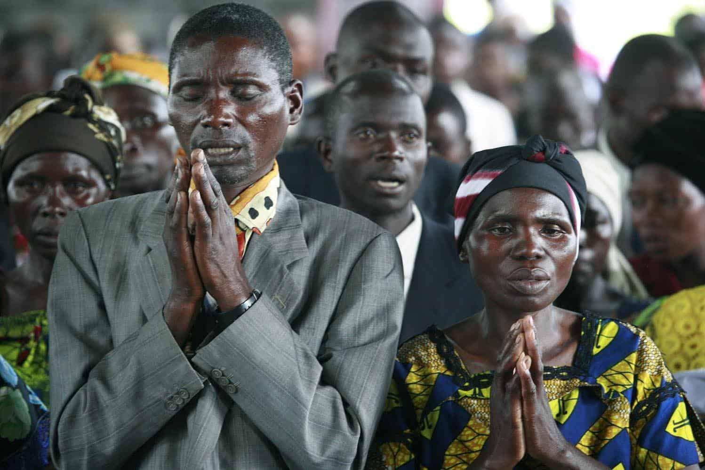 طقوس زواج غريبة في الكونغو: ممنوع الابتسام
