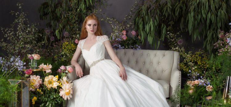 فستان عروس ناعم