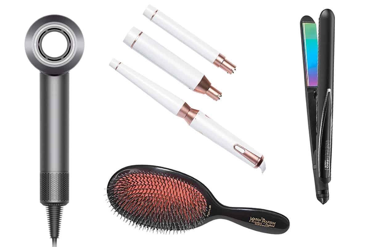 أجهزة التجميل والعناية بالشعر
