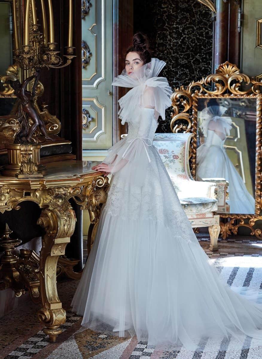 """فستان زفاف أميانا من تصميم """"إليزابيتا بولينيانو"""""""