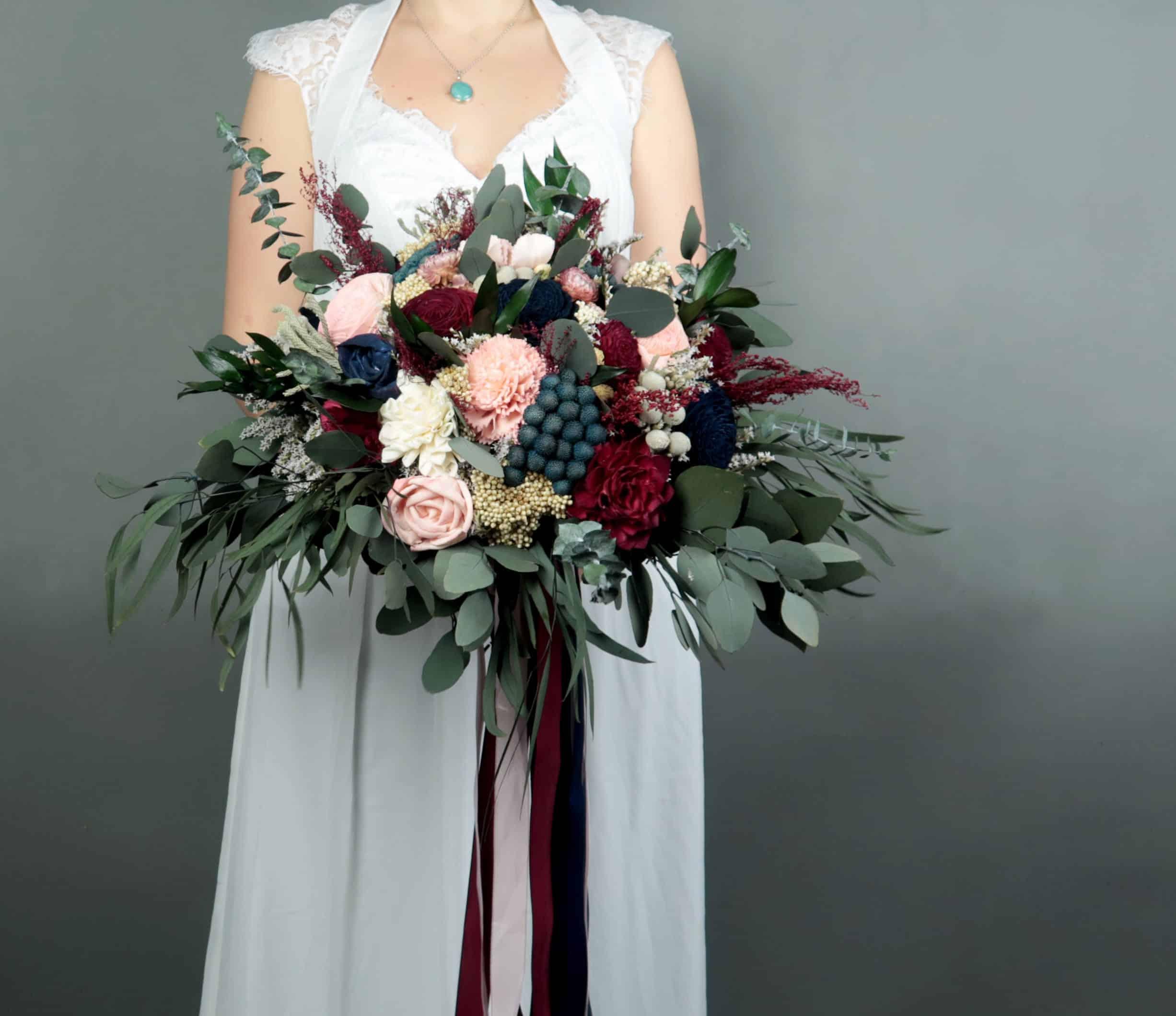 زهور الزفاف لباقة العروس