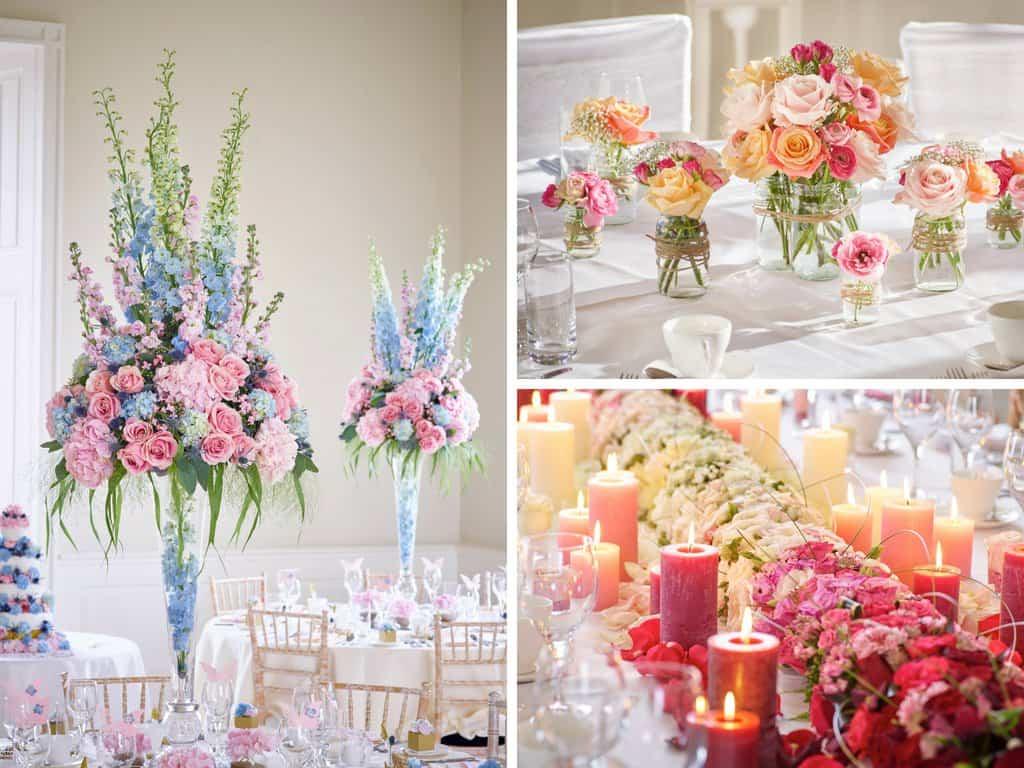 الورود موضة تنظيم الأعراس