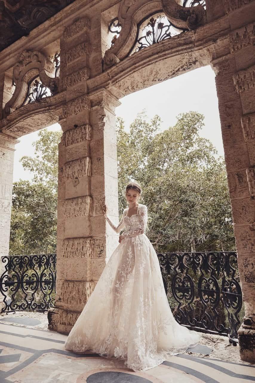 """فستان زفاف """"Truly"""""""