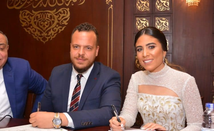 زواج ابن ماجد المصري