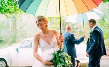 مظلة شمسية