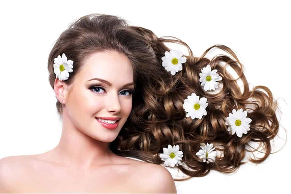 تجهيزات الشعر
