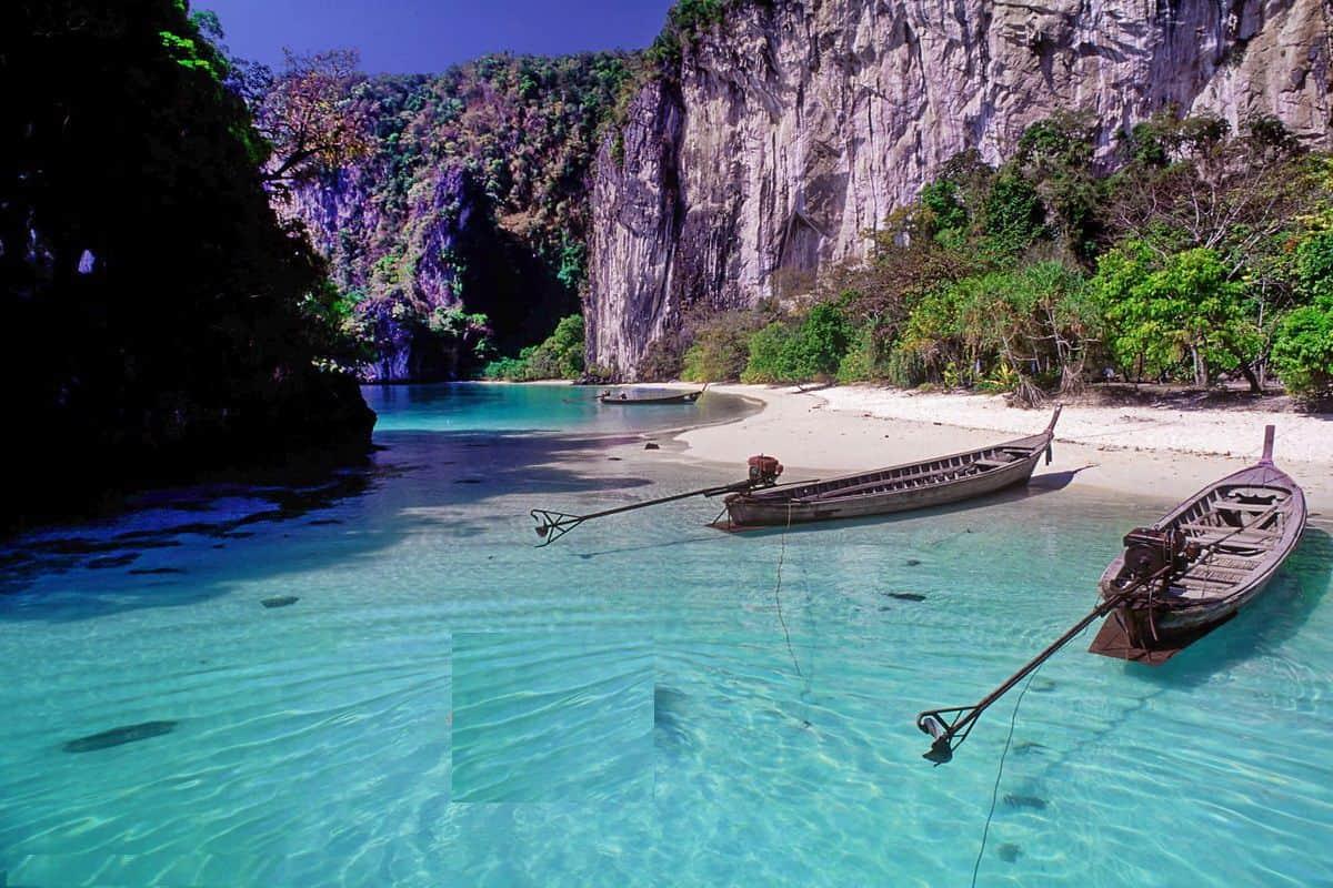 اماكن شهر العسل رخيصه : تايلاند