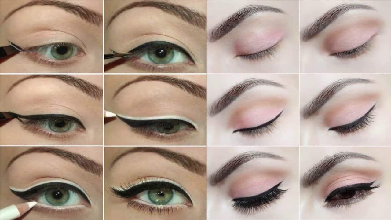 مكياج عيون يناسب لون بشرتك