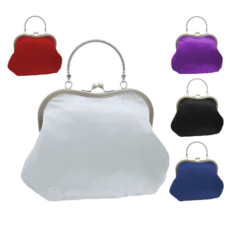 حقيبة يد على شكل إجاصة