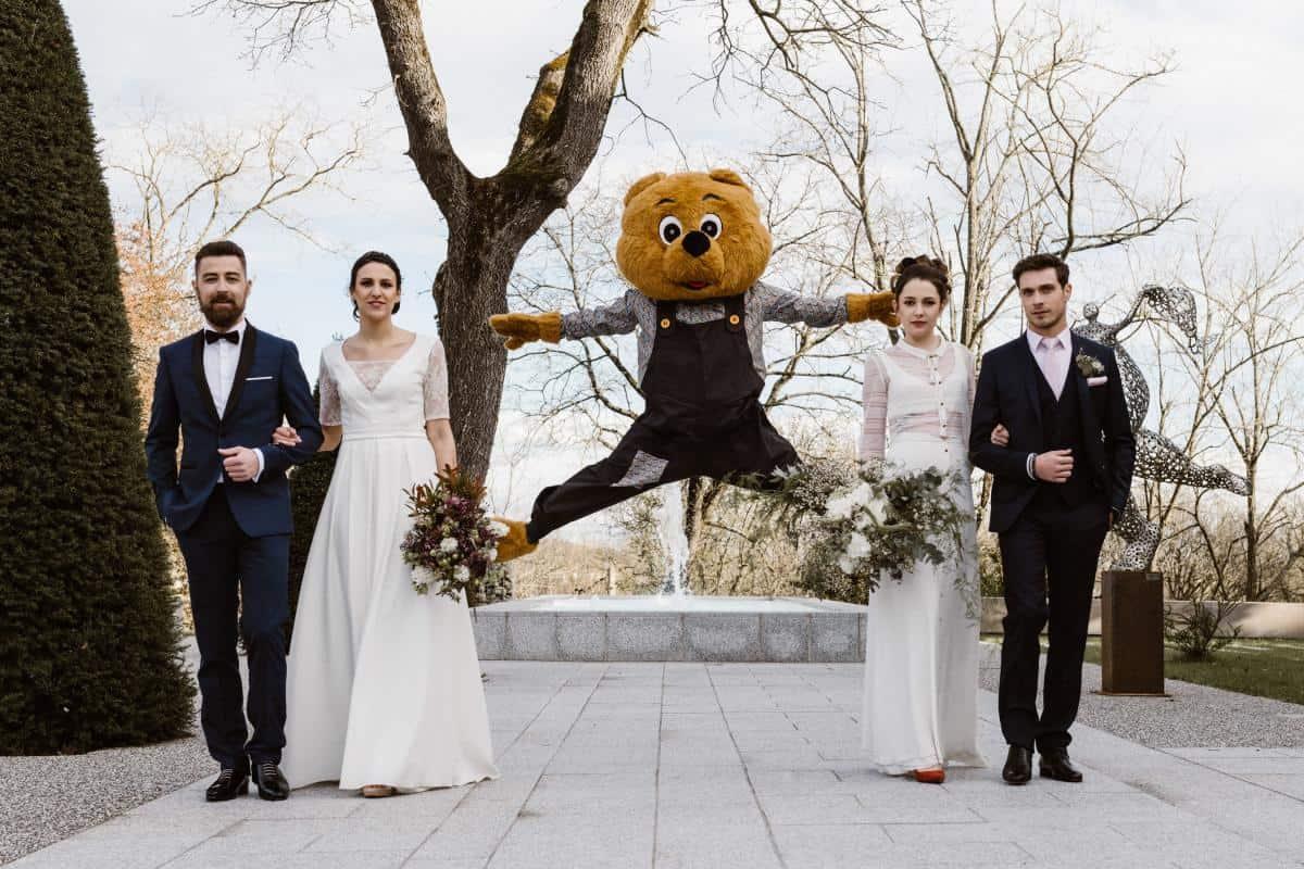 تدخل الأهل في تنظيم الزفاف : إضافات عشوائية