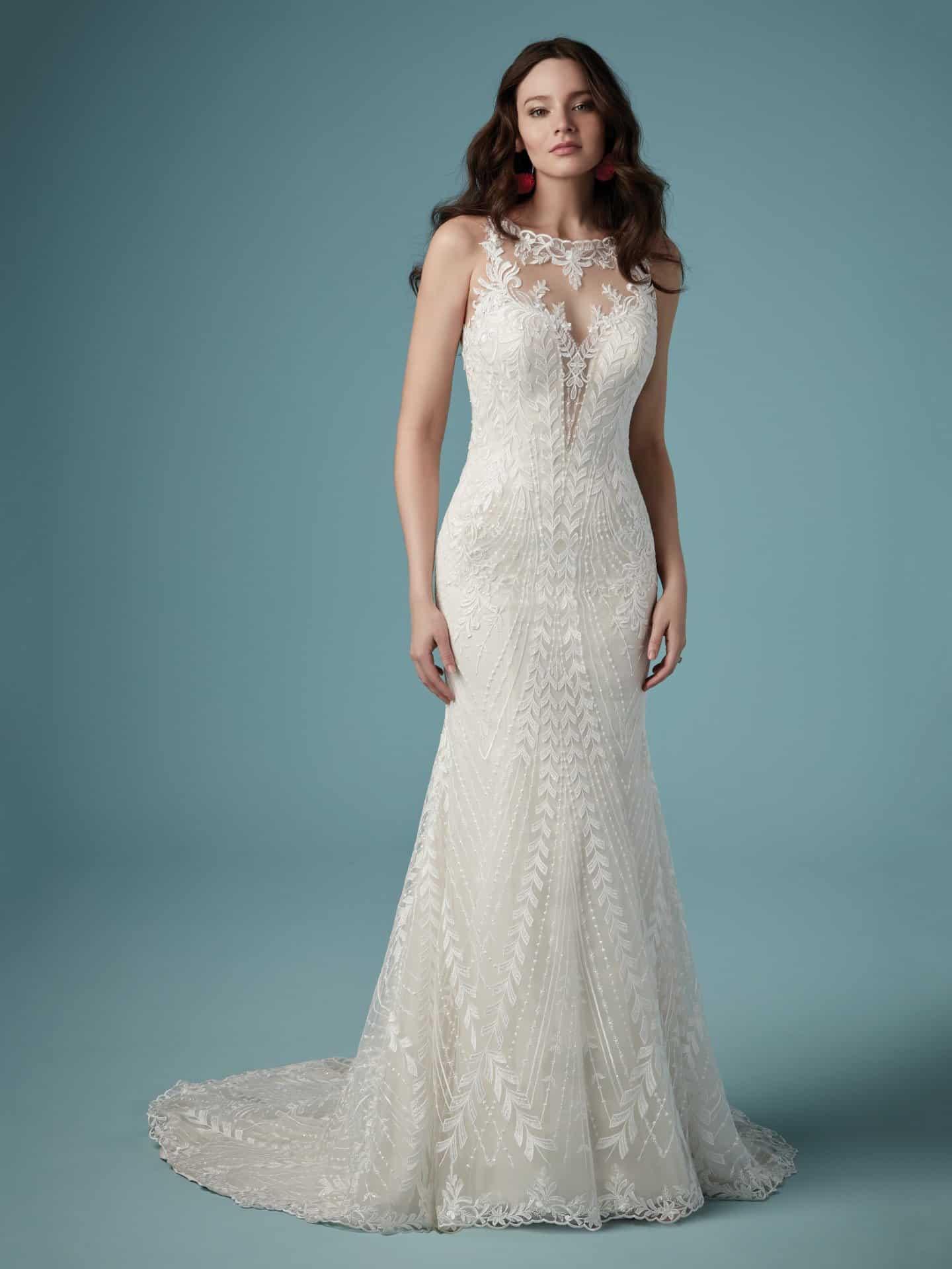 "فستان زفاف ""Jelaire"""