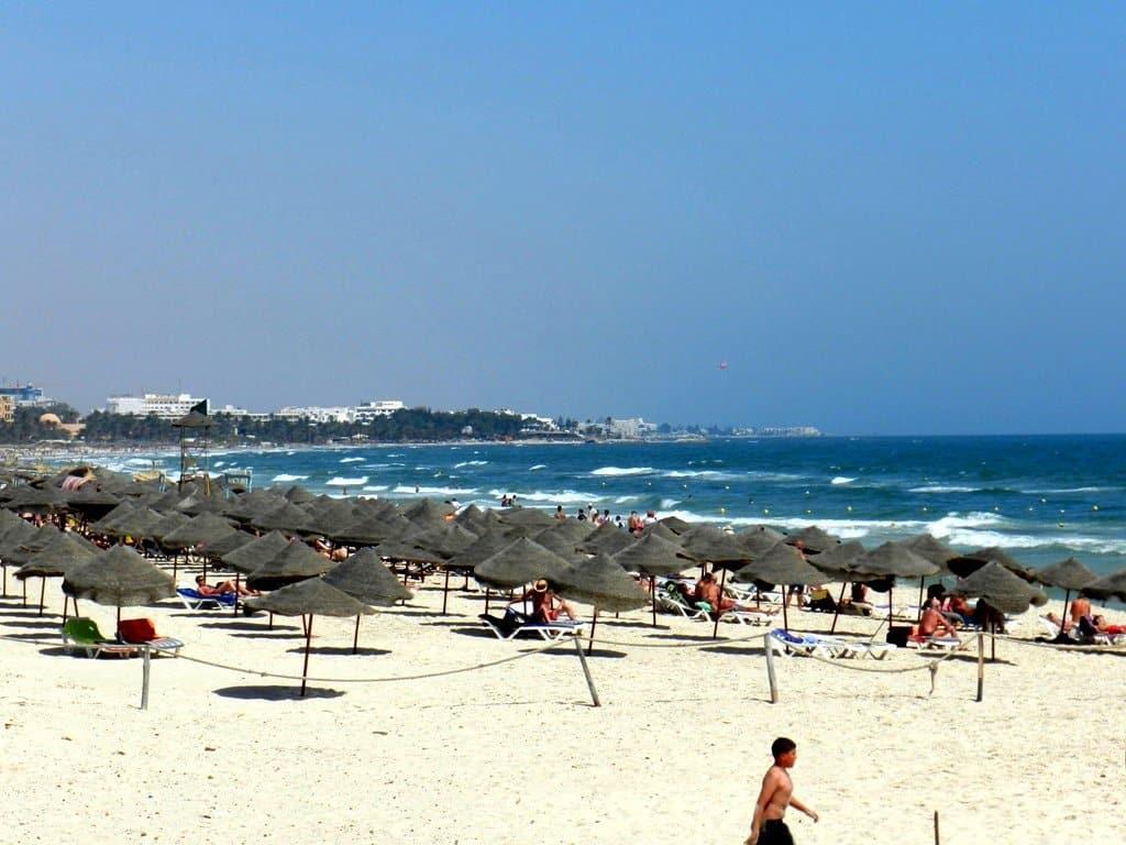 شاطئ هرقلة