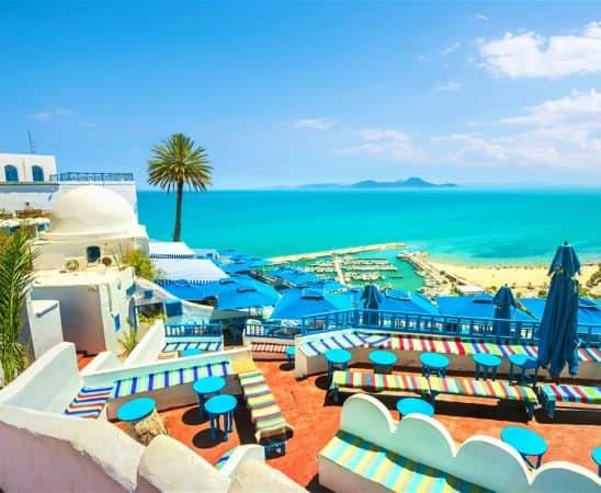 الوجهات السياحية في تونس
