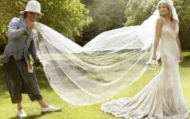 طرحة زفاف