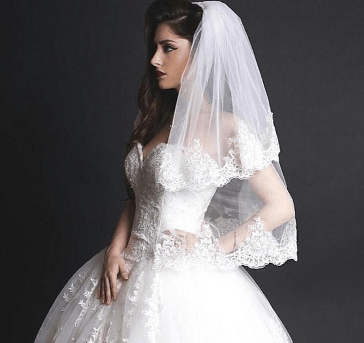 نصائح لاختيار أجمل طرحة زفاف لعروس مميزة مجلة عروس