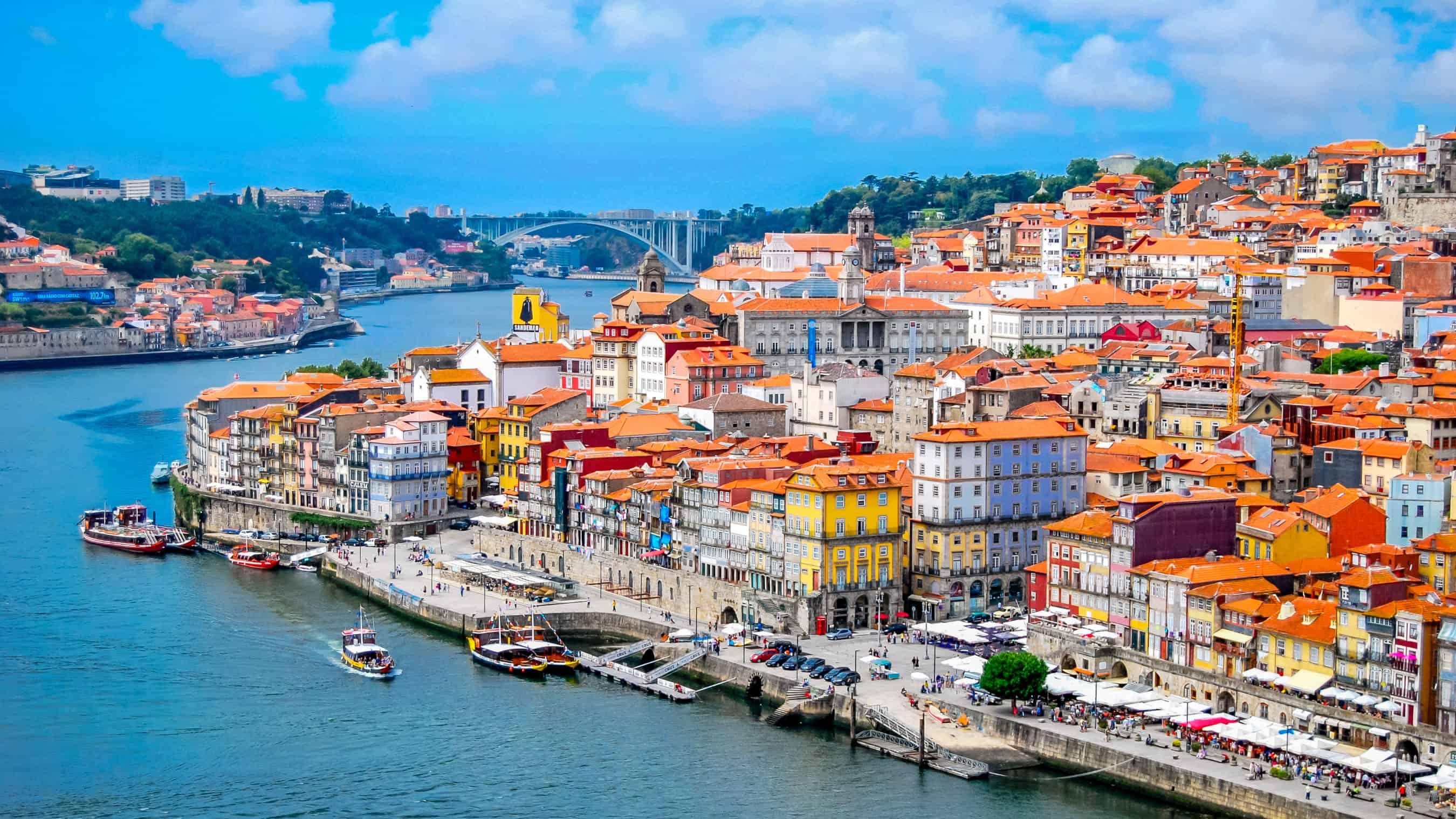 شهر العسل في البرتغال