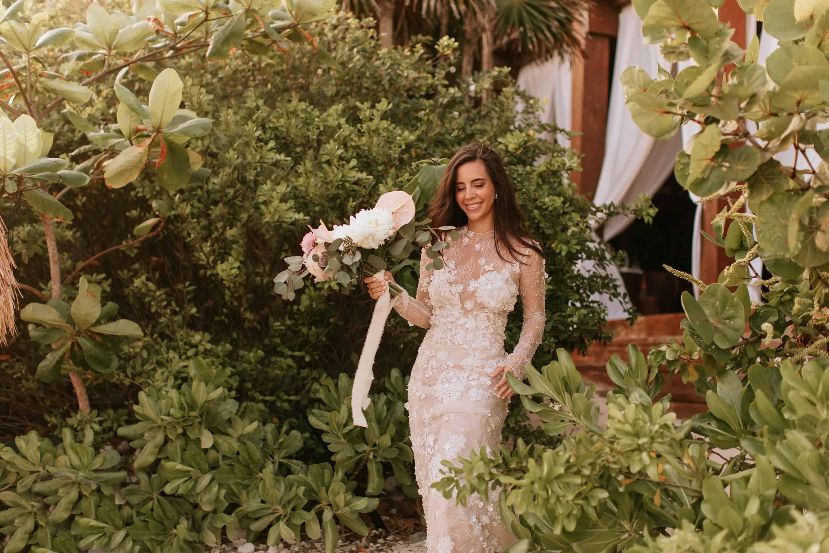 فساتين زفاف المشاهير : فستان زفاف سامانثا دي بيانكي