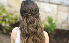 قصات الشعر الطويل وأسمائها