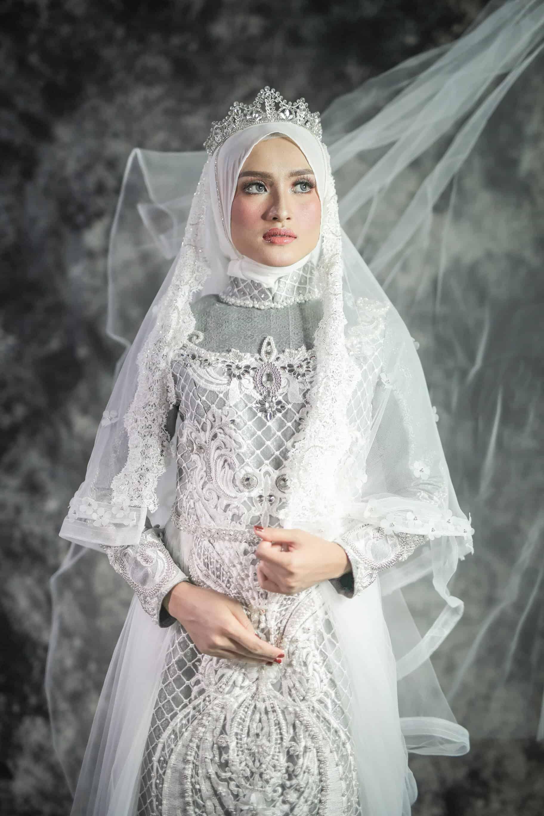 فستان زفاف عروس ماليزيا